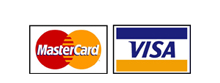 DMPC accepts Visa and Mastercard